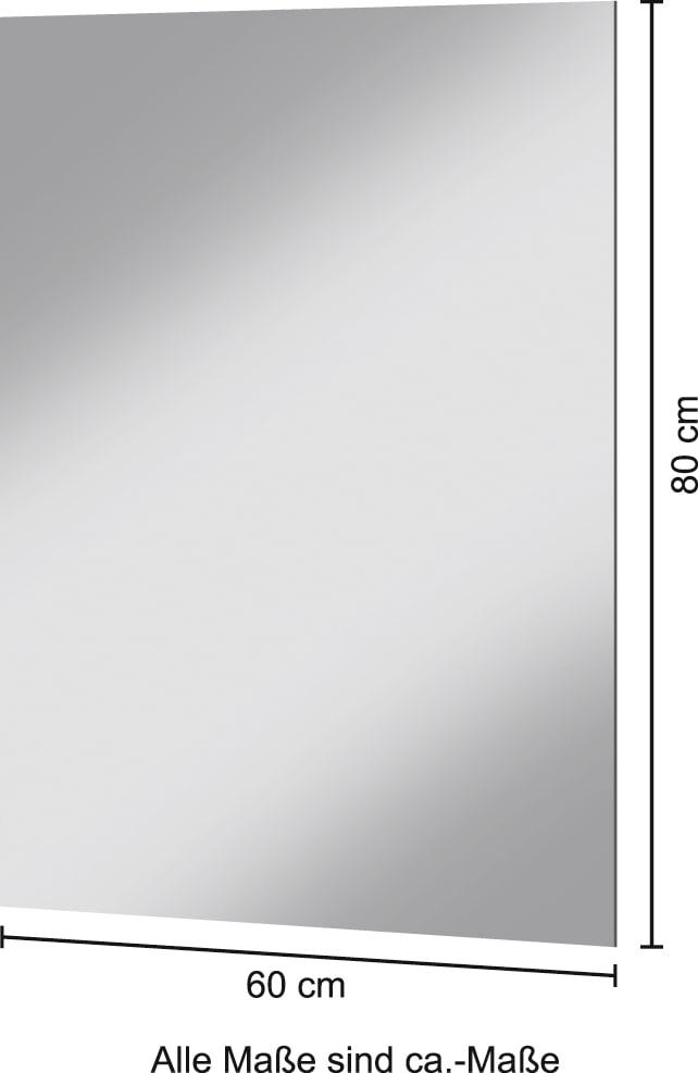 Image of CYGNUS BATH Spiegel »Malaga / Hola«, 60 x 80 cm