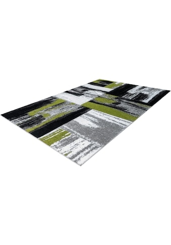 Teppich, »Swing 100«, LALEE, rechteckig, Höhe 15 mm, maschinell gewebt kaufen