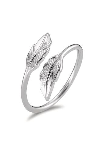 Fingerring Silberfarben rhodiniert kaufen