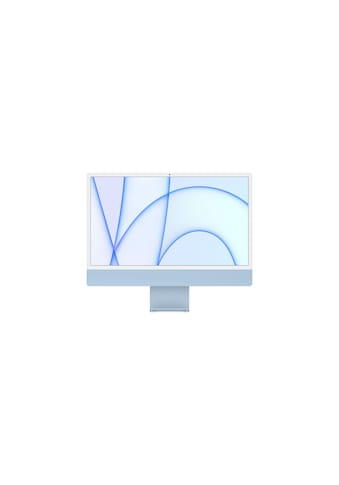 "Apple iMac »iMac (2021), 24"", 4K Retina, 8GB RAM, 256 GB Speicherplatz«, MJV93SM/A kaufen"