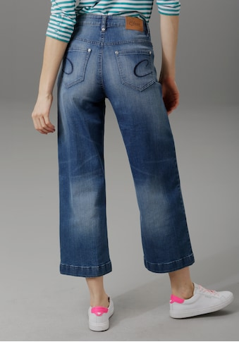 Aniston CASUAL 7/8 - Jeans kaufen