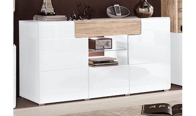 TRENDMANUFAKTUR Sideboard »Toledo«, Breite 159 cm kaufen