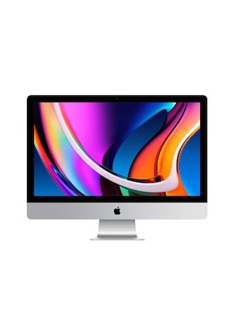 """Apple iMac »iMac (2020), 27"""", 4K Retina, 8GB RAM, 512 GB Speicherplatz«, Z0ZW_289_CH_CTO kaufen"""