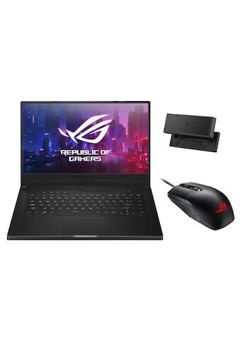 "Asus Notebook »G15 GA502IU-AZ085T«, (39,62 cm/15,6 "" Nvidia Ryzen 7 GeForce GTX 1660 Ti\r\n 512 GB HDD 512 GB SSD) kaufen"