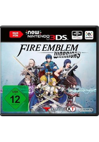 Nintendo 3DS Spiel »Fire Emblem Warriors« kaufen