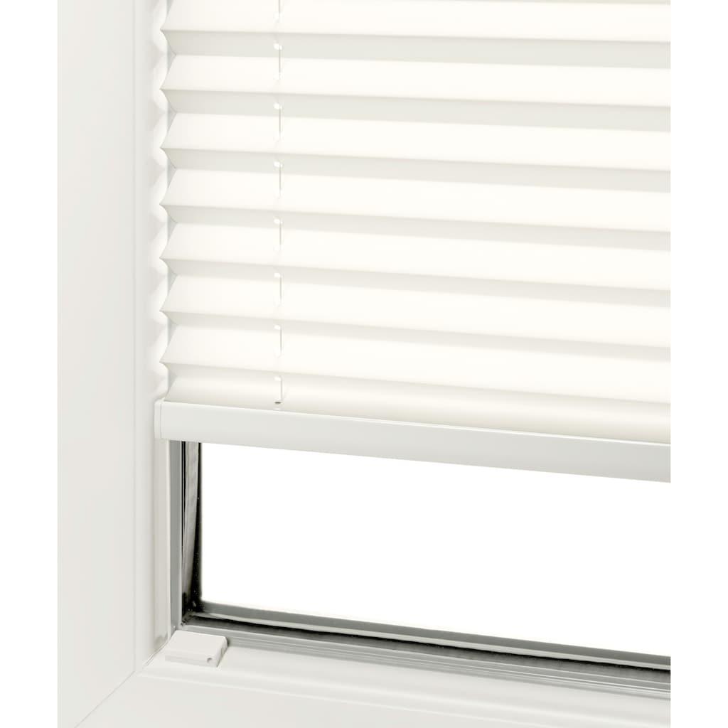 Good Life Dachfensterplissee nach Mass »Dena«, Lichtschutz, Perlreflex-beschichtet, mit Bohren, verspannt