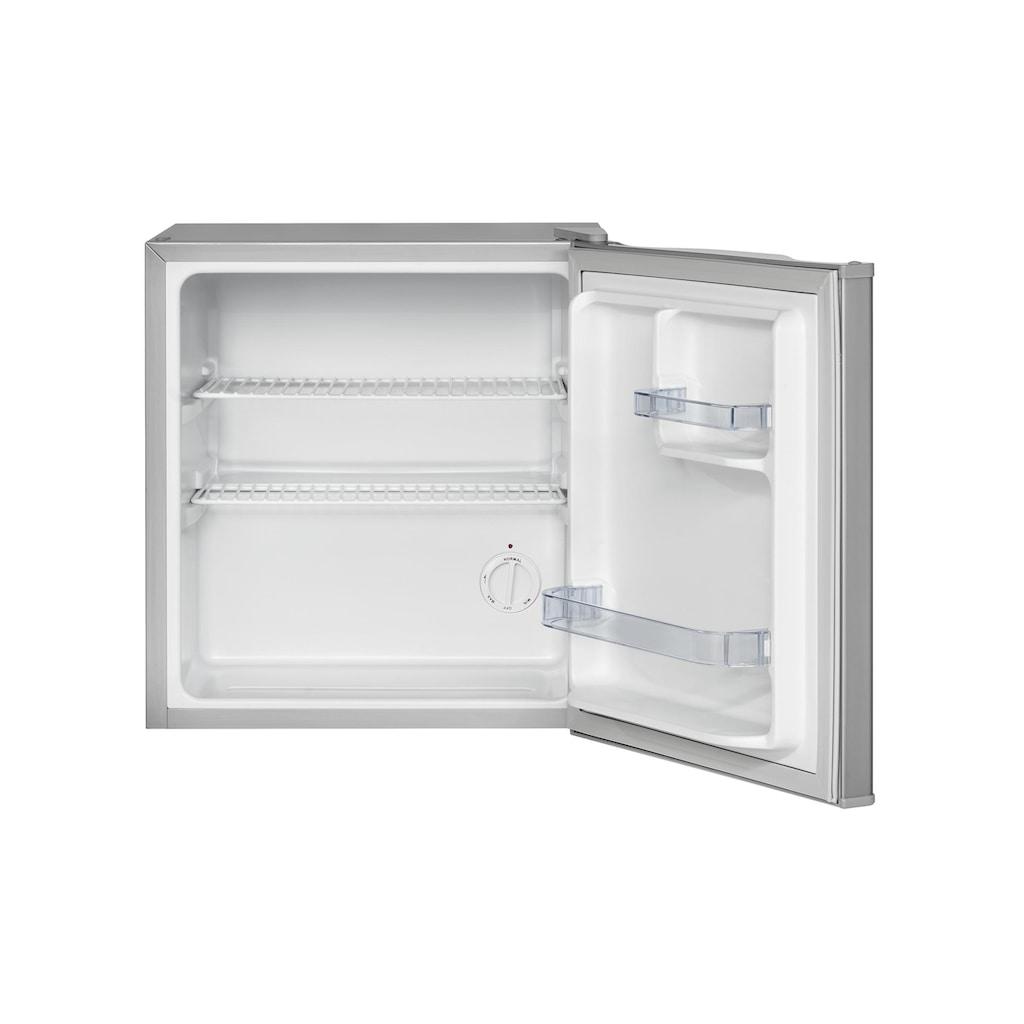 BOMANN Kühlschrank »Kühlbox KB 340 Edelstahl A++«