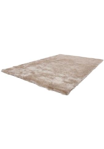 LALEE Hochflor-Teppich »Twist 600«, rechteckig, 32 mm Höhe, besonders weich durch Microfaser, Wohnzimmer kaufen