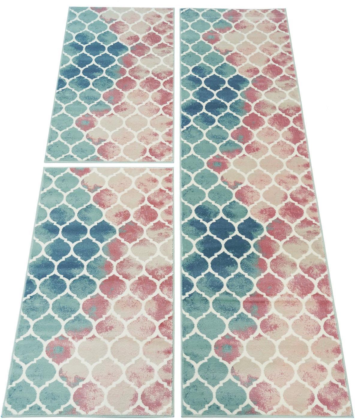 Image of Bettumrandung »Inspiration 5796« Carpet City, Höhe 11 mm (3-tlg.)