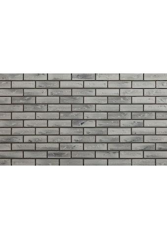 ELASTOLITH Verblender »Nebraska«, grau, für den Aussen -  und Innenbereich 1 m² kaufen