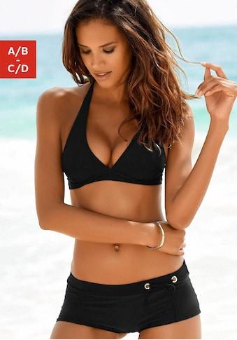 Bruno Banani Triangel-Bikini, mit Hotpants kaufen