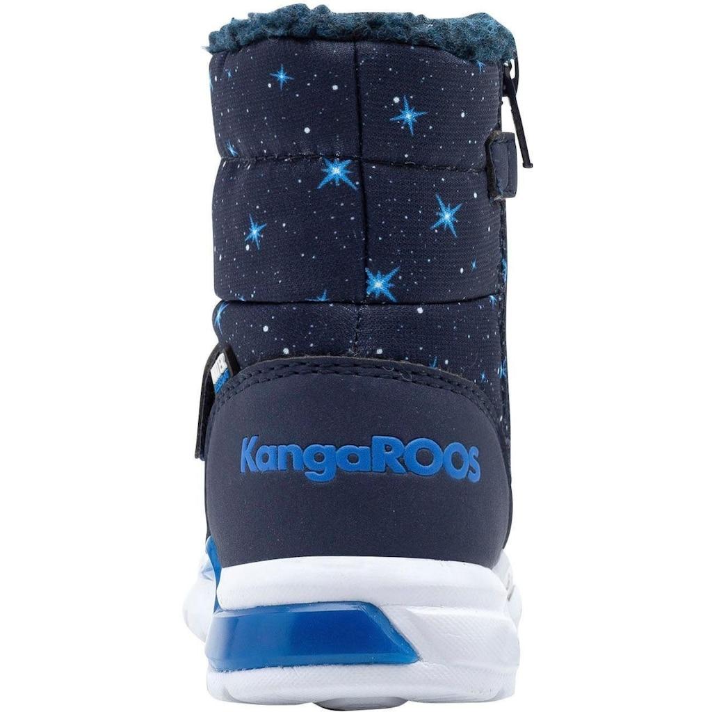 KangaROOS Winterstiefel »Icerush SL«, Wasserabweisend