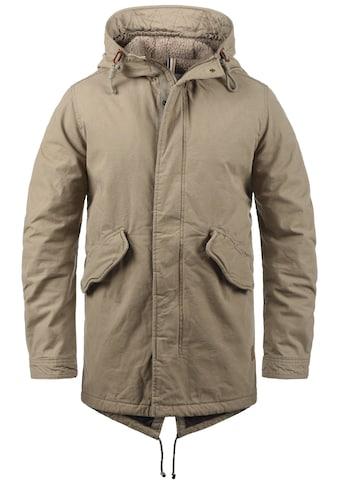 Jack & Jones Parka »Jabari«, warme Jacke mit hochabschliessendem Stehkragen kaufen