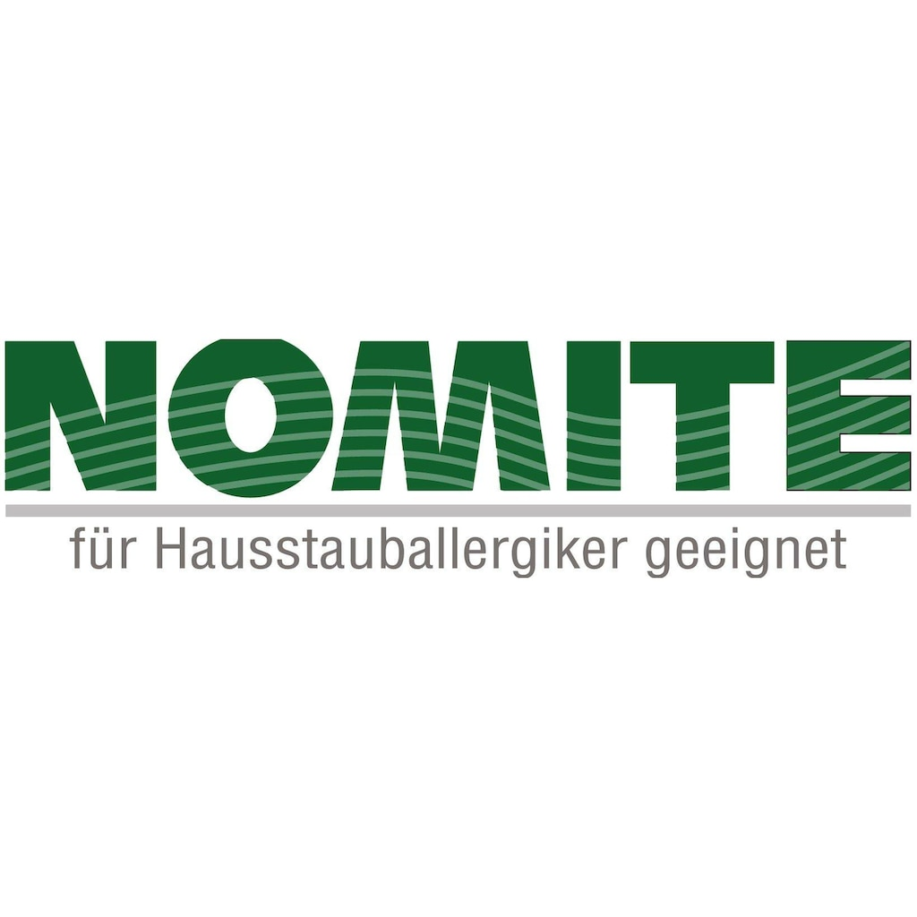 Balette Federkopfkissen »Doppelpack Kissen«, Füllung: weisse neue Entenfederchen, Bezug: 100% Baumwolle, (Set, 2 St., 2-tlg.)