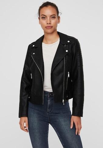 Vero Moda Lederimitatjacke »VMKERRI ULTRA« kaufen