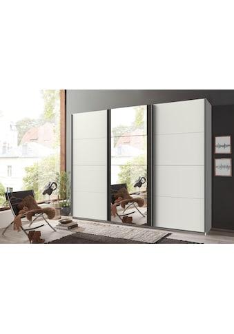Wimex Schwebetürenschrank »Bern«, mit zusätzlicher Innenausstattung kaufen