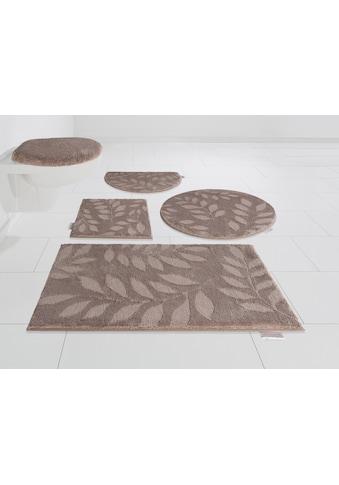 Badematte »Leaves«, Guido Maria Kretschmer Home&Living, Höhe 10 mm acheter