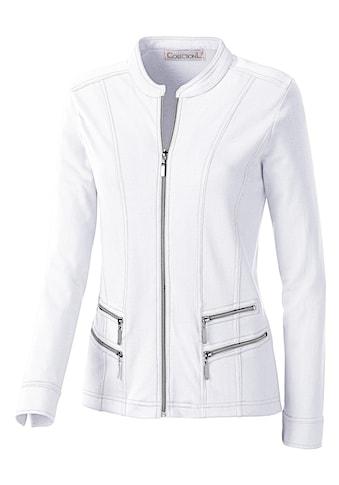 Casual Looks Shirtjacke mit Stehkragen kaufen