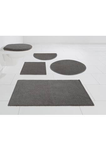 Badematte »Lovro«, my home, Höhe 10 mm, beidseitig nutzbar schnell trocknend strapazierfähig kaufen