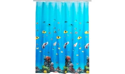 WENKO Duschvorhang »Ocean«, 180 x 200 cm kaufen