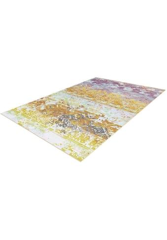 Arte Espina Teppich »Flash 2707«, rechteckig, 9 mm Höhe, feiner Chenille Teppich, Vintage Optik, Wohnzimmer kaufen