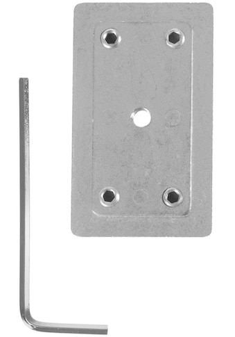 LICHTBLICK ORIGINAL Profilverbinder für Flächenvorhangschiene, (6 St.), für... kaufen