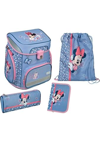 Scooli Schulranzen »EasyFit, Minnie Mouse«, Reflektoren kaufen