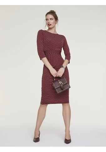 LINEA TESINI by Heine Jerseykleid, mit Raffung kaufen