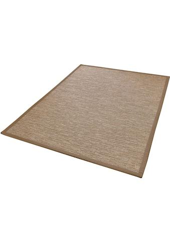 Dekowe Teppich »Naturino Effekt, Wunschmass,«, rechteckig, 8 mm Höhe, Flachgewebe,... kaufen