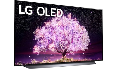 "LG OLED-Fernseher »OLED55C17LB«, 139 cm/55 "", 4K Ultra HD, Smart-TV kaufen"