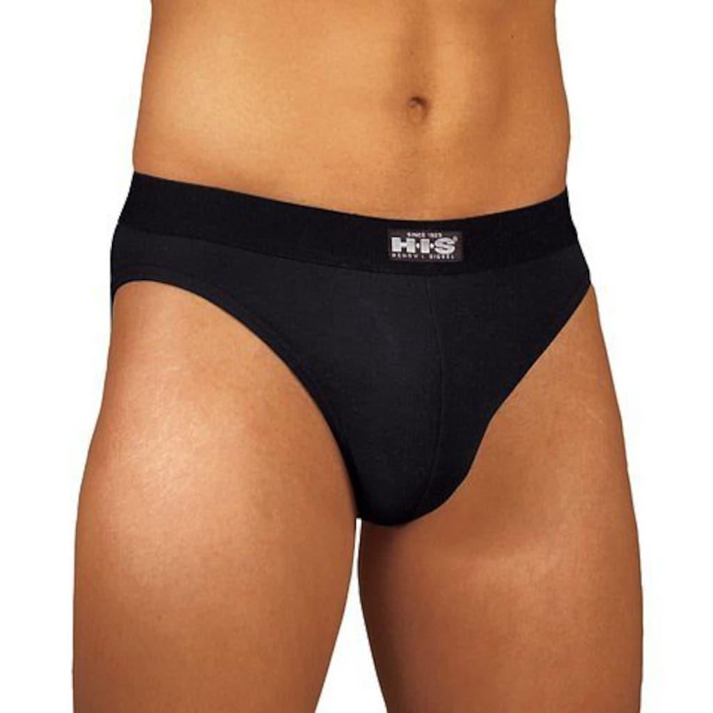 H.I.S Slip, mit H.I.S Logo vorn