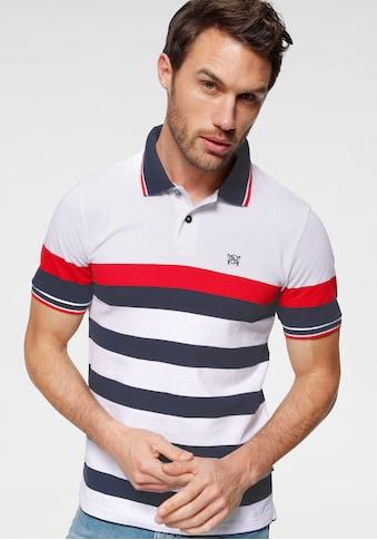 TOM TAILOR Polo Team Poloshirt, mit Logostickerei kaufen