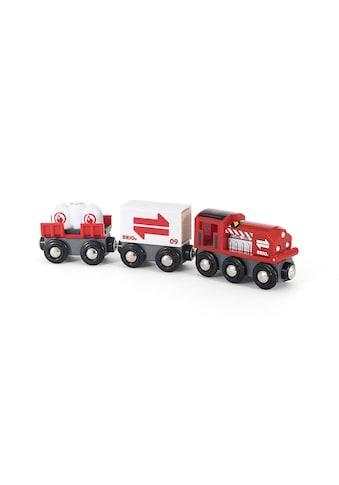 BRIO® Spielzeug-Zug »Güterzug mit Frachtladung« kaufen