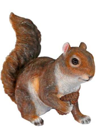 Casa Collection by Jänig Tierfigur »Eichhörnchen, hält Eichel in der rechten Pfote,... kaufen