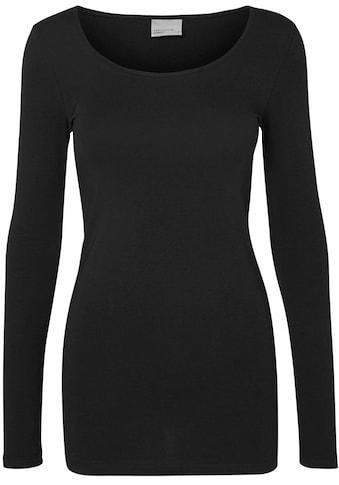 Vero Moda Langarmshirt »MAXI« kaufen