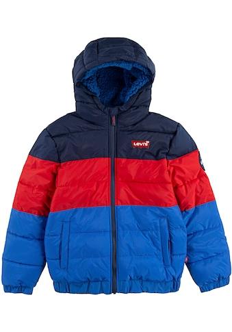 Levi's Kidswear Steppjacke »LVN COLOR BLOCK PUFFER I« kaufen