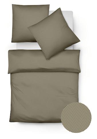 fleuresse Bettbezug »Lech Flanell«, (1 St.) kaufen