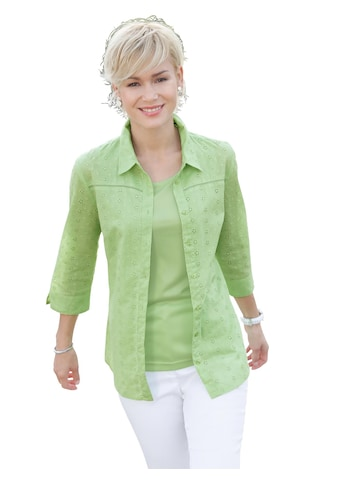 Classic Basics Bluse + Top im gepflegten Stil kaufen