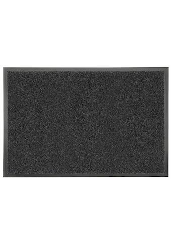 HANSE Home Fussmatte »Green&Clean«, rechteckig, 8 mm Höhe, Fussabstreifer, Fussabtreter, Schmutzfangläufer, Schmutzfangmatte, Schmutzfangteppich, Schmutzmatte, Türmatte, Türvorleger, rechteckig kaufen