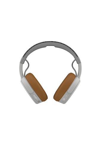 Wireless Over - Ear - Kopfhörer, Skullcandy, »Crusher Gray« kaufen