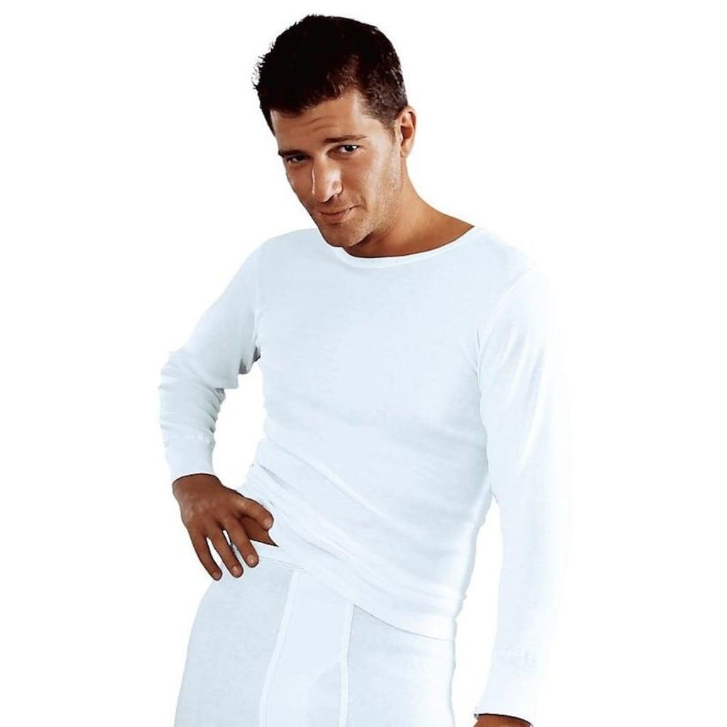 Clipper Unterhemd, schlichtes Basic für jeden Tag - in Doppelripp
