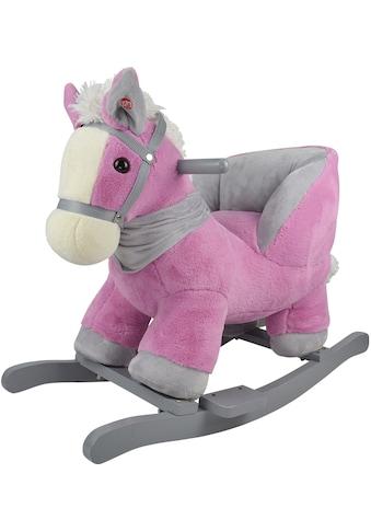 Knorrtoys® Schaukeltier »Pferd Lilia«, mit Sound kaufen