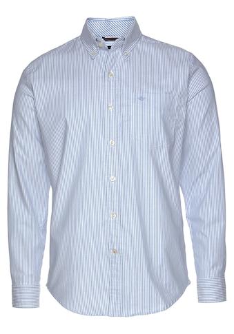 Dockers Langarmhemd, mit Streifen kaufen