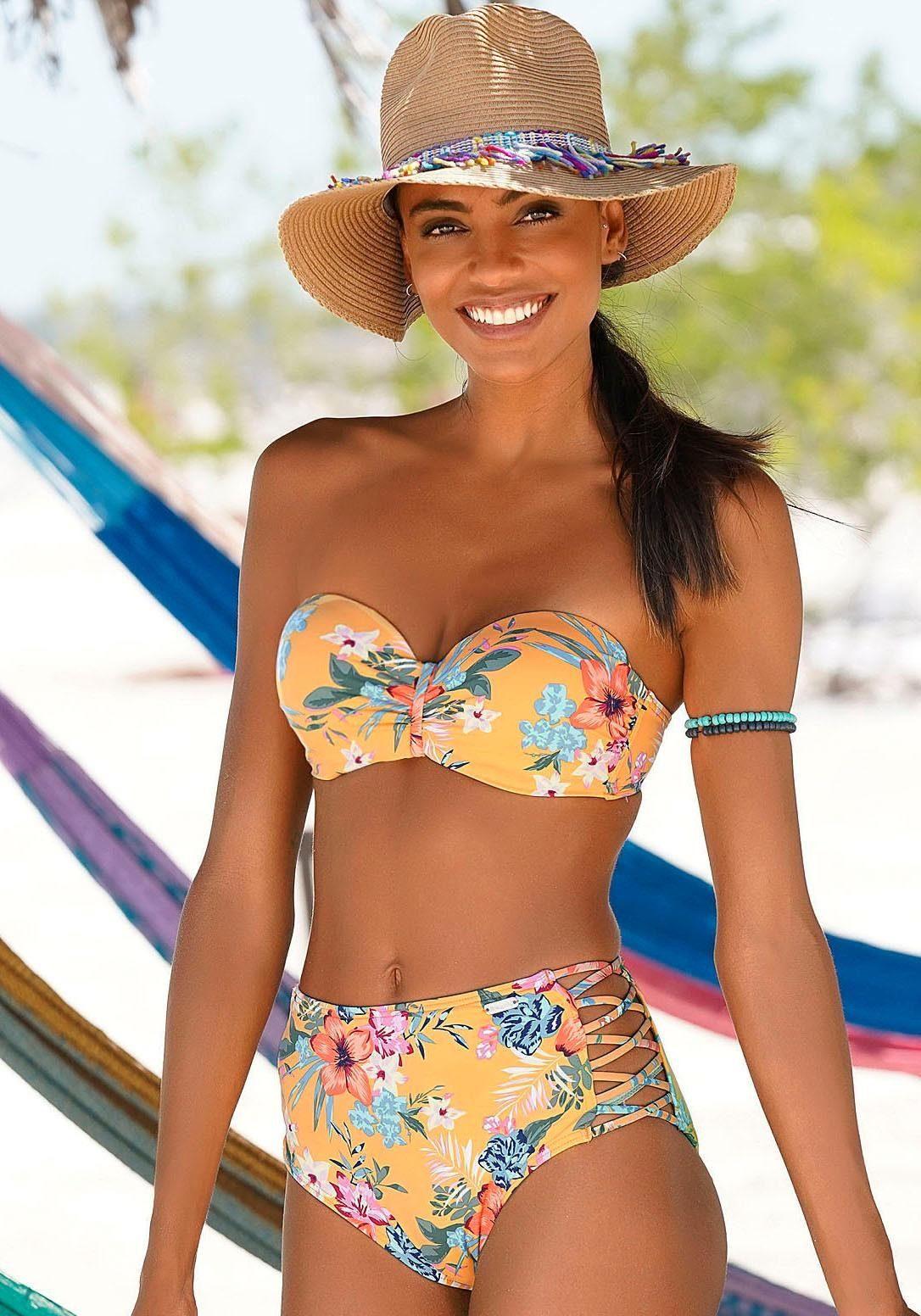 Image of Bench. Bügel-Bandeau-Bikini-Top »Maui«