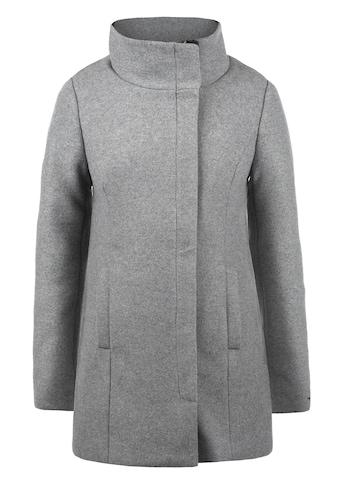 DESIRES Wollmantel »Wolke«, Mantel mit hohem Kragen kaufen