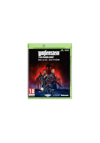 Spiel »Wolfenstein: Youngblood - Deluxe Edition«, Xbox One, Limited Edition kaufen