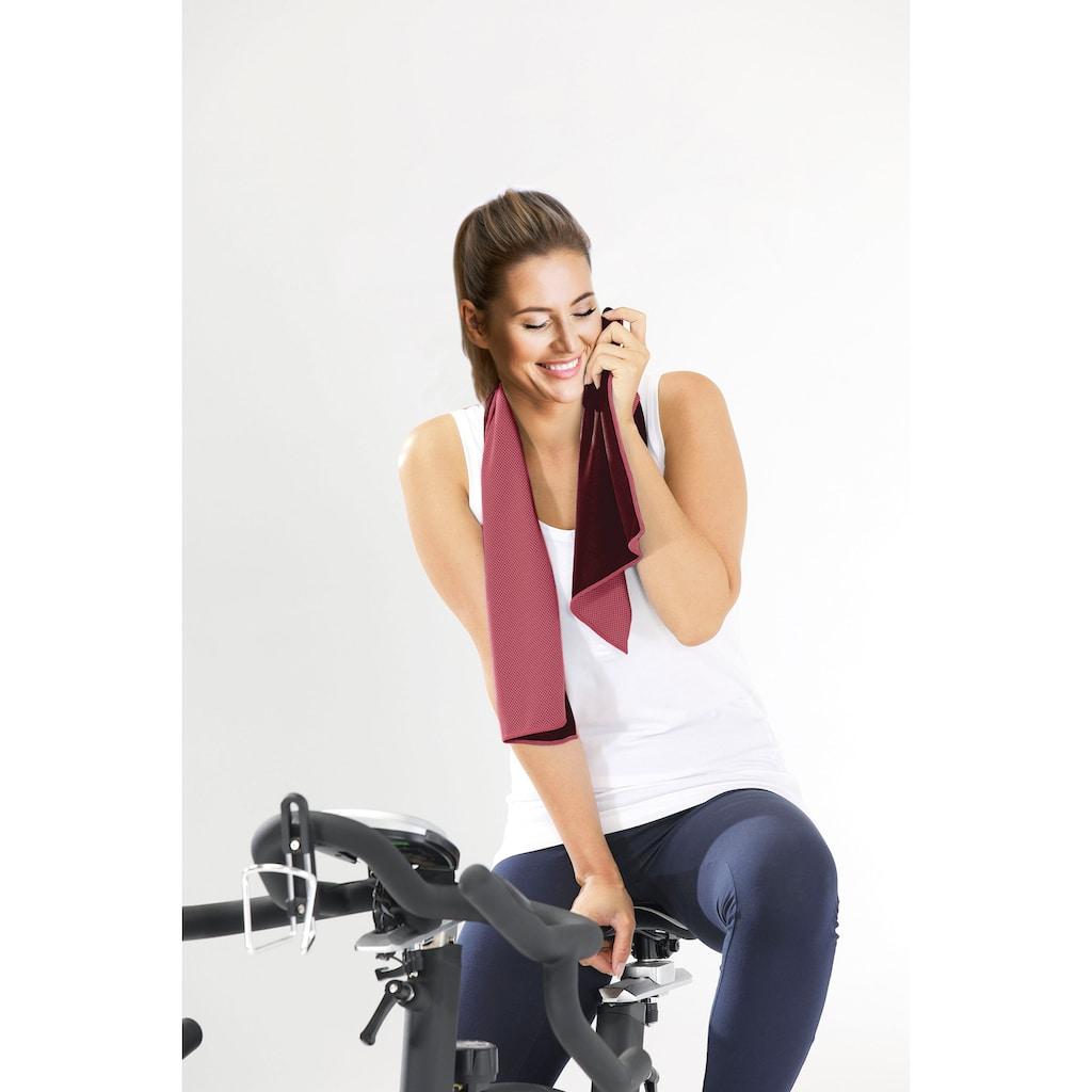 Gözze Handtuch »Kühltuch«, (3 St.), 3 Stk., für Sport & Fitness
