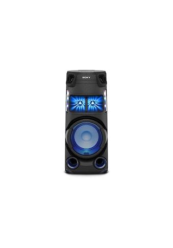 Sony Bluetooth-Speaker »MHC-V43D Schwarz« kaufen