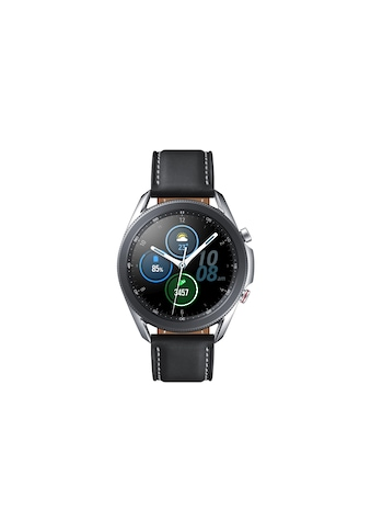 Samsung Smartwatch »Galaxy Watch 3 LTE 45mm Silberfarben«, ( ) kaufen