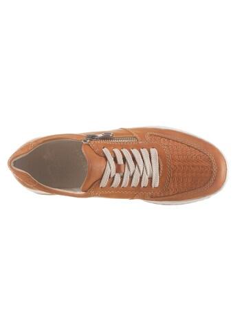 Rieker Schnürschuh in modischer Sneaker - Form kaufen
